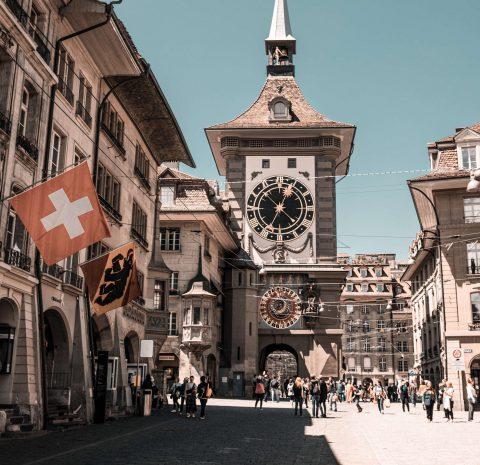 Sustainable Innovations in the Swiss FinTech Sector
