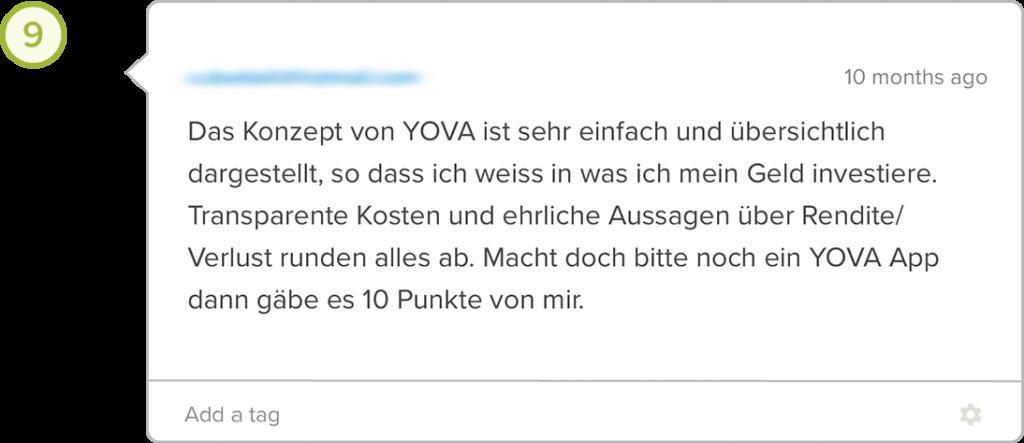 de.yova.ch Erfahrungen Schweiz Mobile App