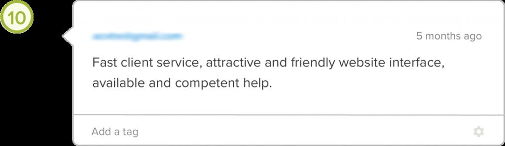 Yova review customer service