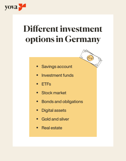 where to invest money in Germany
