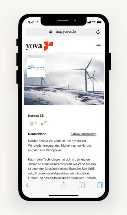 grün investieren ökologisch investieren Deutschland Inyova