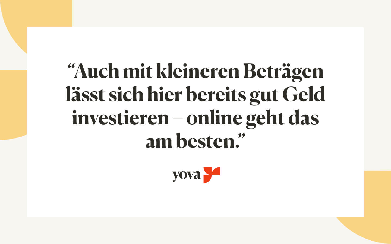 geld investieren online deutschland Yova