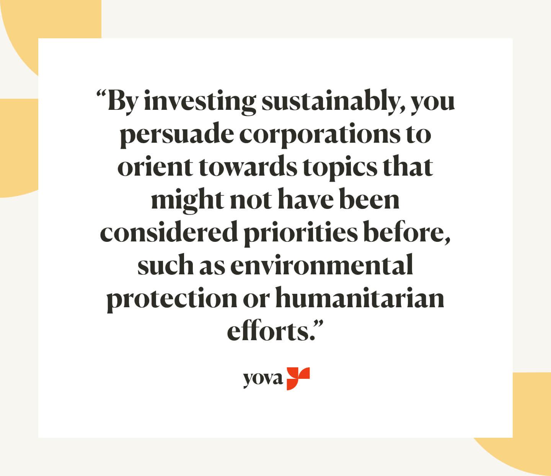 ethically sustainable investing Germany Inyova