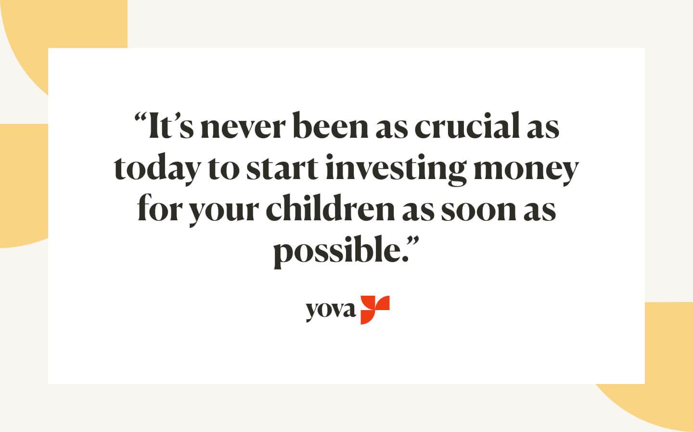 investing money for children Inyova Germany
