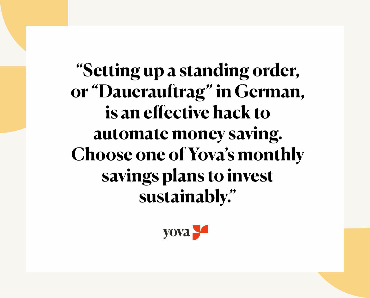 save money in Germany, monthly investment
